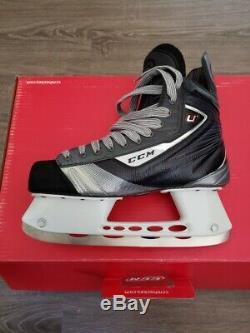 CCM U12 Ice Skates Taille 11d Senior Marque Nouveau