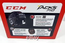Casque De Hockey Sur Glace Marine Tacks 710 Senior Pro Stock Senior Bleu Marine