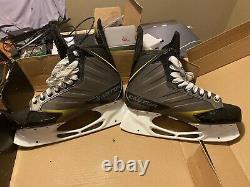 Easton Stealth Rs Patins De Hockey Sur Glace Sr 10d 6060341 Haut De La Ligne Estons