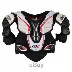 Easton Synergy Gx Senior De Hockey Sur Glace Protège-épaules, Protecteur D'épaule À Roues Alignées