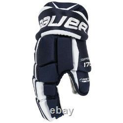 Gants De Hockey Sur Glace Bauer Supreme 170 Taille Senior, Gants Bauer De Hockey En Ligne