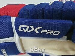 Gants Supérieurs De Hockey Sur Glace Warrior Alpha Pro Qx Sr. Taille 13. Nouveau