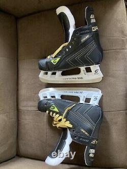 Graf Ultra G35 X Patins De Hockey Sur Glace Senior Sz 7 R Fabriqué Au Canada Nouveauté En Boîte