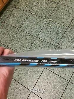 Guerrier Qrl Covert Hockey Sur Glace Bâton Senior Gauche 100 Grip Flex Lh Sr Grandlund