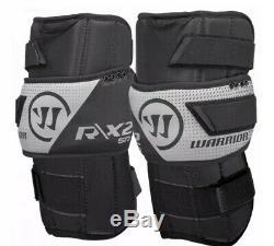 Guerrier Rituel X2 Glace Gardien De But De Hockey Senior Genou Pads Protector Fit CCM Vaughn