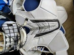 Hockey Sur Glace Senior Sr Set Équipement De Protection Kit Adulte Équipement Paquet Neuf