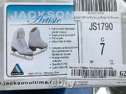 Jackson Artiste Modèle 1791 Figurine Patins Sur Glace Taille 7 C 179,95 $ Détail