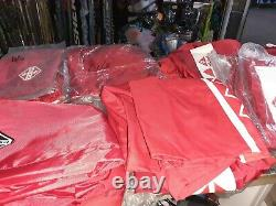Job Lot 20 Paires De Red Ice Hockey Short Covers Senior Team Kit