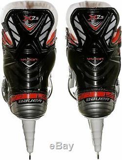 New Bauer Vapor X2.5 Hockey Sur Glace Patins R Largeur Tailles Junior Et Senior