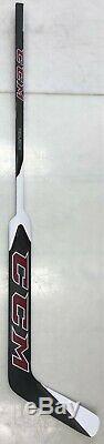 New CCM Pro Stock Pro Bâton De Gardien Composé Principal 26 Lh Hockey Sur Glace Smith