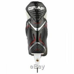 New Graf Pk4400 Peakspeed taille Haute 11 E De Larges Patins Hommes Sr Ee W De Hockey Sur Glace