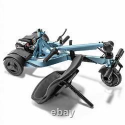 New Iride Pride 3-wheel Mobility Scooter Avec Support De Téléphone