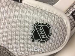 New Reebok 20k Long Pro Stock Coudières LNH Sr. Taille Moyenne Supérieurs M Hockey Sur Glace