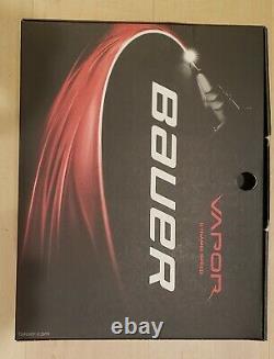 New-in-box Bauer Vapor X600 7.5 D Ice Hockey Skates Senior