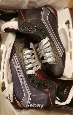 New-in-box Bauer Vapor X600 7.5 D Patins De Hockey Sur Glace Senior