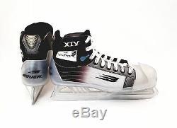 Nike Bauer Vapor XIV Principal De Hockey Sur Glace Gardien De But Skates