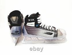 Nike Bauer Vapor XIX Senior Ice Hockey Gardien De But Patins