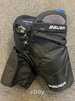 Nouveau! Bauer Nexus 1n Pantalon De Hockey Sur Glace Adulte Senior XL Xlarge Noir