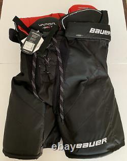 Nouveau Bauer Vapor Black Apx 2 Senior Lrg Hockey Sur Glace Pantalons De Hockey En Ligne