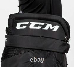 Nouveau CCM Premier R1.9 Le Senior Ice Hockey Goalie Pants Small Black Sr S Blk Sm