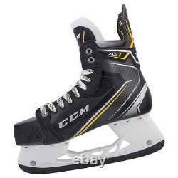 Nouveau CCM Super Tacks As1 Joueur De Hockey Sur Glace Patins Senior 11 Ee Large Largeur Skate