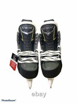 Nouveau CCM Tacks 9040 Senior Ice Hockey Player Skates Taille 8.5 Ee Width Skate