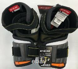 Nouveau CCM Tacks Pro Stock NHL Coude Pad Grande Taille Senior Sr Tapis De Hockey Sur Glace D30