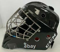 Nouveau Casque De But De Hockey Sur Glace Noir CCM 1.5 Masque De Gardien De But Petit/moyen/grand