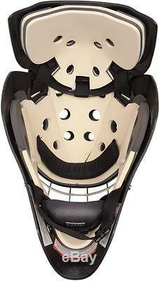 Nouveau Casque De Gardien Vaughn 7700 Cat Eye Masque De Gardien De But De Hockey Sur Glace Reaper Senior