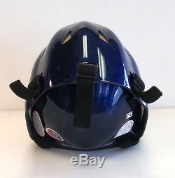 Nouveau Casque Vaughn 7500 Sr Goal Masque De Masque De Protection Pour Gardien De But De Hockey Sur Glace Senior Petit
