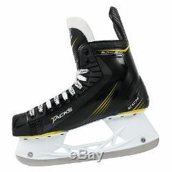 Nouveau Dans Box Liquidation! CCM Hockey Sur Glace 3052 Tacks Taille Principale 11d Patins