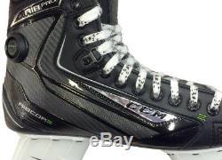 Nouveau Dans La Boîte 2019 CCM Ribcor Pro Le Principal Taille 12d Skates De Hockey Sur Glace Magasiner