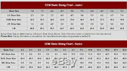 Nouveau Dans La Boîte! 2020 CCM Ribcor 74k Senior Hockey Sur Glace Patins Taille 10d Vente
