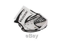 Nouveau Gant De Receveur Pour Gardien De But De Hockey Sur Glace Vaughn 7490 Senior Blanc Noir Sr Reg