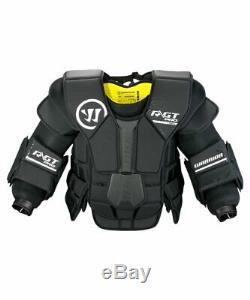 Nouveau Guerrier Rituel Gt Pro Protecteur De Coffre De Gardien De But De Hockey Sur Glace Senior Petit But Sr