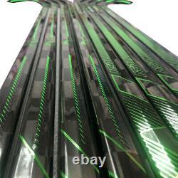 Nouveau Ice Hockey Stick N Série Adv, Super Light 370 G Bâtons En Fibre De Carbone