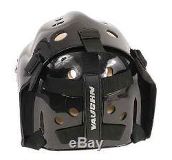 Nouveau Masque De But Vaughn 9500 Cat Eye Casque De Gardien De But De Hockey Sur Glace Moyen Senior Noir M