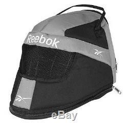 Nouveau Masque De Gardien De But Reebok 9k Pro Senior Objectif De Hockey Sur Glace Rbk Blanc Pour Hommes