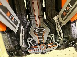 Nouveau Noir CCM Fitlite 3ds Senior Pro Ice Hockey Player Helmet Adult Mens Large L