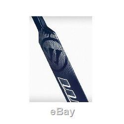 Nouveau Paquet De 2 Guerrier Abyss Sr Bâtons De Gardien De But De Hockey Sur Glace Senior Bâton De But En Bois