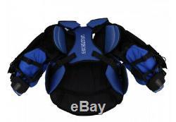 Nouveau Protège-bras / Protège-bras Vaughn Xr Pro Carbon Pour Gardien De Hockey Senior Moyen Sr Medium