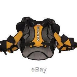 Nouveau Protège-torse Et Protège-bras De Gardien De But De Hockey Sur Glace Vaughn V7 Xf Pro Senior XL Sr