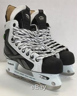 Nouveau Reebok 20k White Senior Hockey Sur Glace Taille Des Joueurs 6.5 Patin D Mens Sr