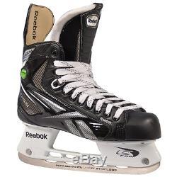 Nouveau Reebok Titanium Senior De Hockey Sur Glace Taille Patins 9.5 Ee Large Des Hommes Adultes Skate Sr