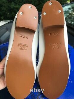 Nouveau! Riedell Figurine Patins De Glace Boot Seulement Modèle 910 Flair Taille 6,5 W 449 $ De Détail