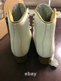 Nouveau! Sp Teri Super Teri CL Boot Seulement Figure Patins À Glace Taille 6d 624 $ De Détail