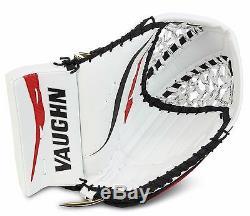 Nouveau Vaughn Lt88 Gant De Gardien De But Gardien De Hockey Sur Glace Senior Objectif Blanc Rouge Noir Sr