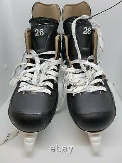 Nouveau Vh True Pro Stock Patins De Hockey Sur Glace Taille 9 288 Titulaire Non Acier