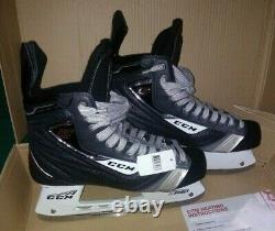 Nouveaux Hommes CCM U+ Custom Pro Skates Taille 12d Hockey Sur Glace