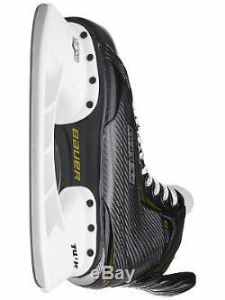 Nouveaux Patins De Hockey Sur Glace Bauer Supreme S25 (d) Coupe Normale Et Senior À Partir De 200 €